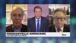 Le Débat de France 24 - lundi 2 novembre 2020