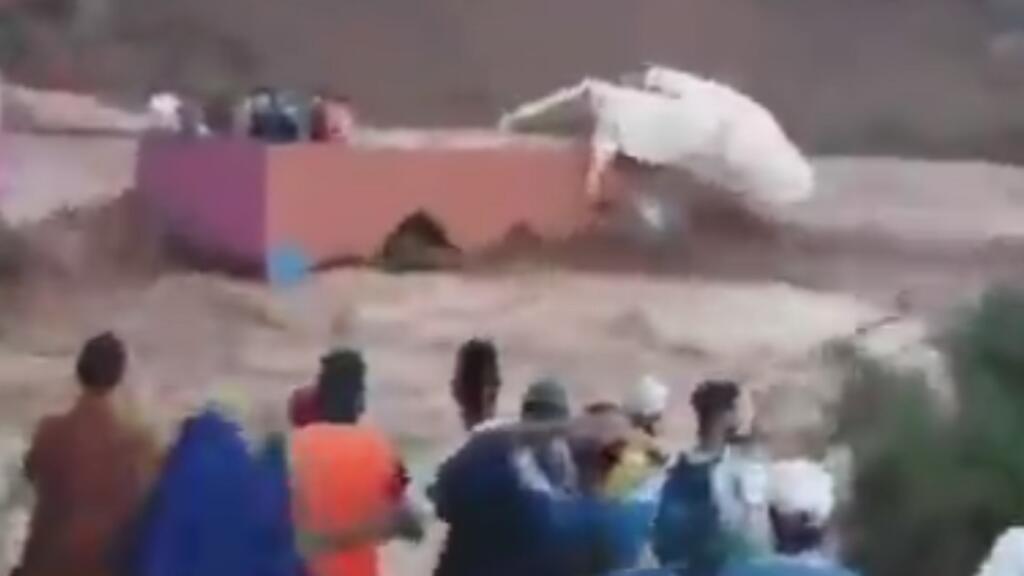 المغرب: مصرع 7 أشخاص على الأقل في فيضانات والسلطات تفتح تحقيقا