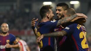Le Barça est toujours leader de la Liga.