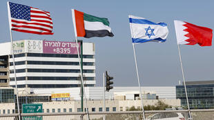 The US, United Arab Emirates, Israel and Bahrain will make history at the White House