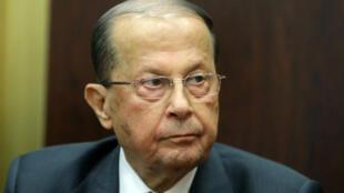 L'ex-général libanais Michel Aoun est désormais assuré de devenir le treizième président du Liban.