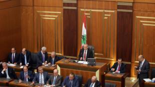 Aucune élection législative n'a été organisée au Liban depuis 2009, alors que la Constitution prévoit un nouveau scrutin tous les quatre ans.
