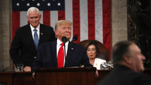 Trump state of the union address