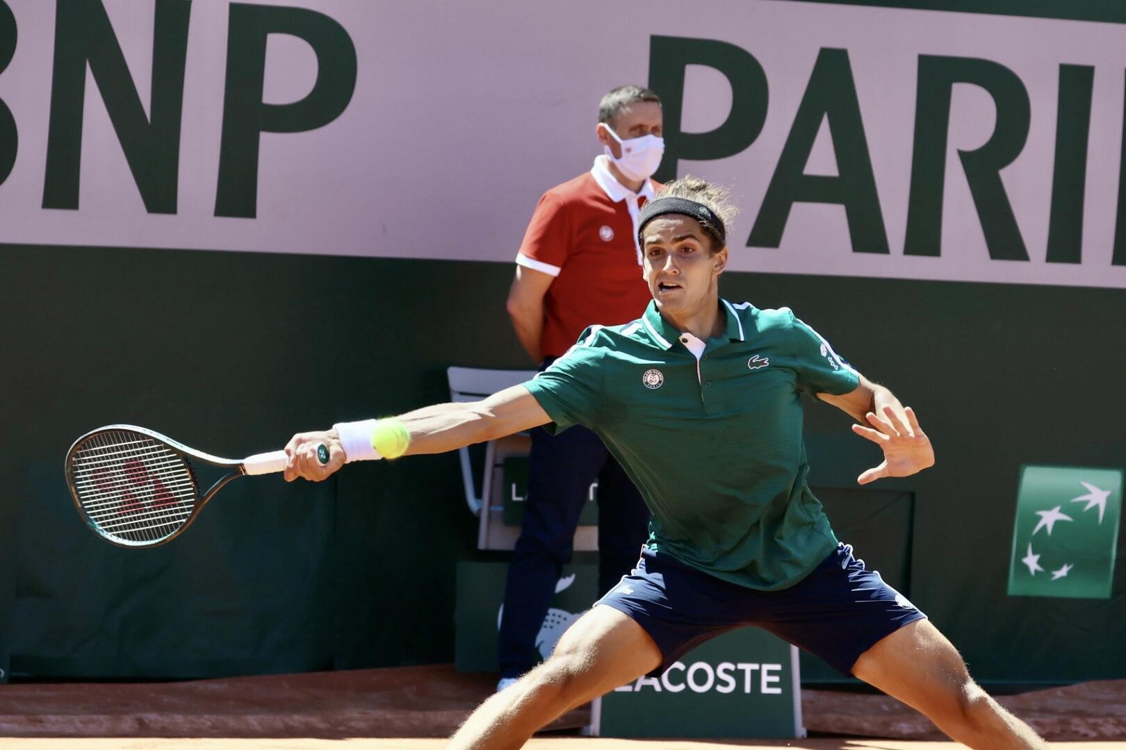 Pierre-Hugues Herbert came close to the feat.