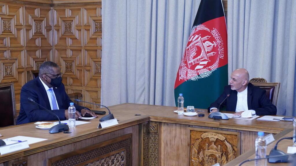 """الولايات المتحدة تعد بسحب قواتها من أفغانستان بحلول 11 سبتمبر """"من دون شروط"""""""