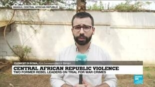 2021-02-16 11:04 Central African Republic violence: Militia leaders on trial for 2013-2014 attacks