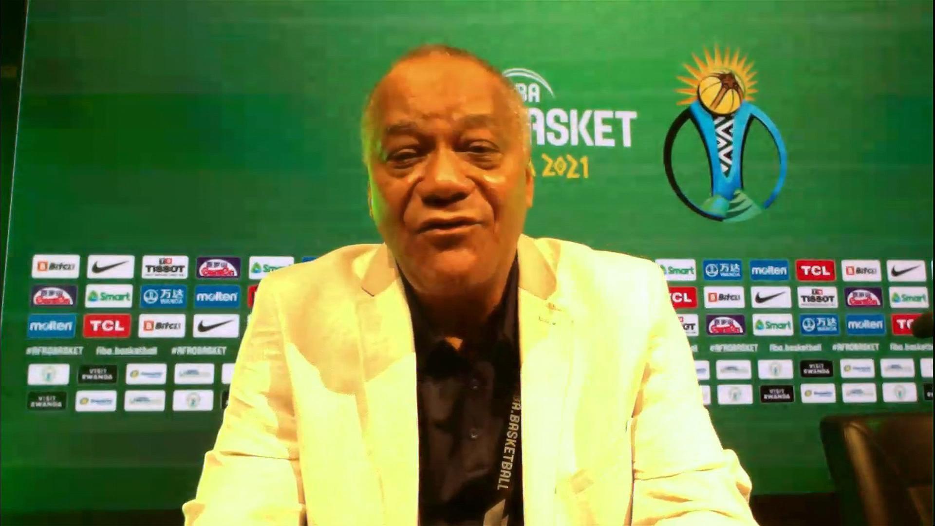 Alphonse Bilé, invité d'Afrique Hebdo