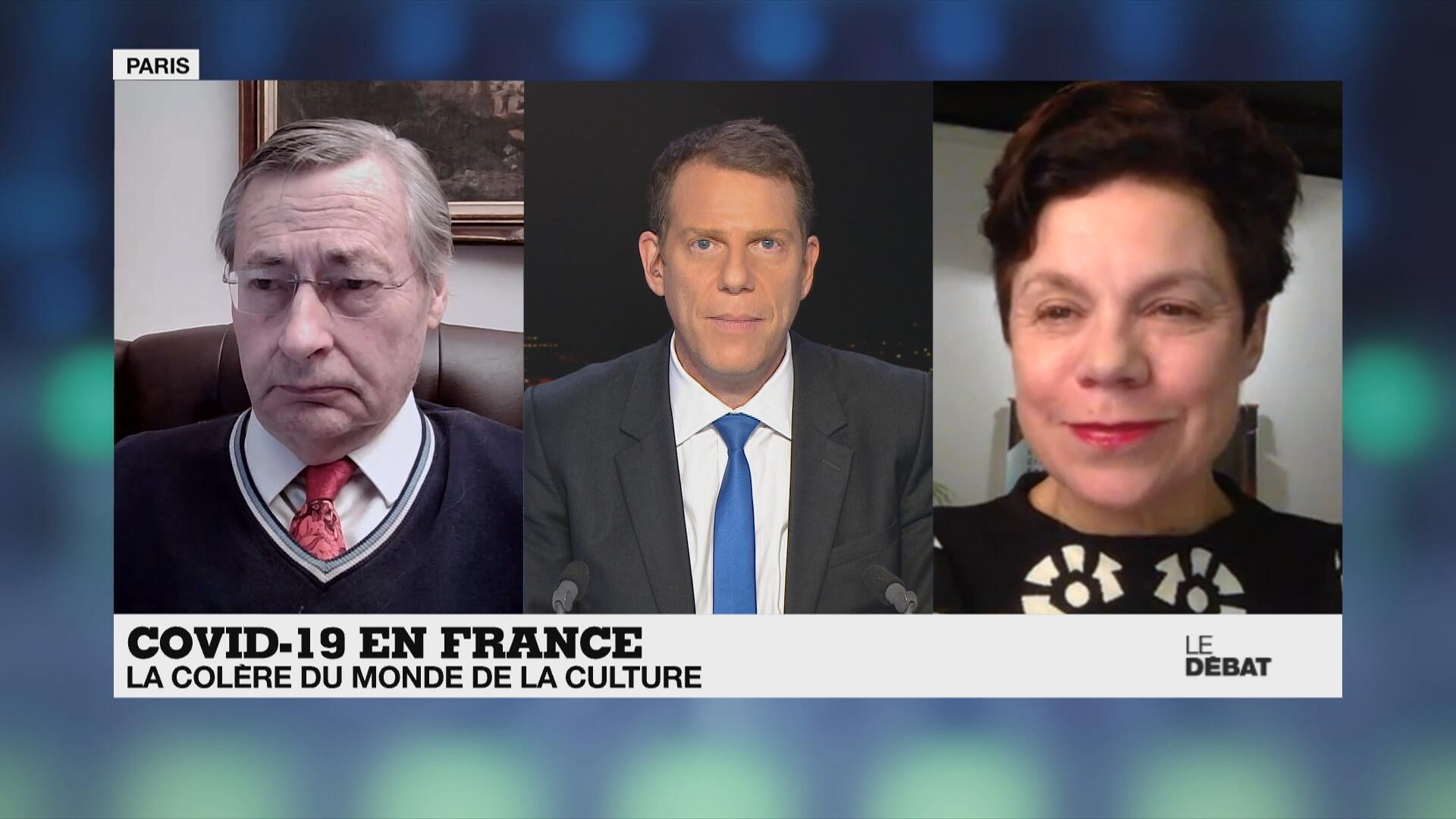 Le Débat de France 24 - mardi 15 décembre 2020