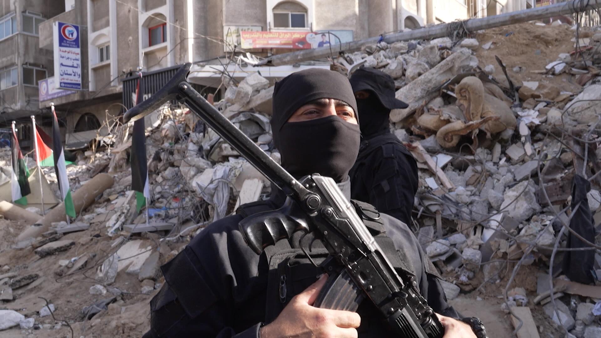 Gaza ceasefire - Correspondence