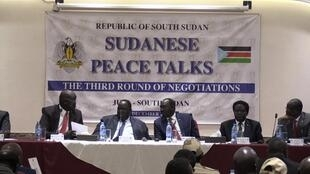 Fresh round of Sudanese peace talks resume in Juba.