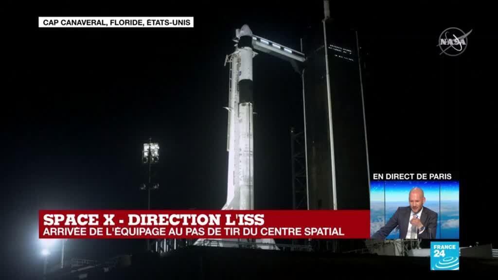 2021-04-23 08:52 Mission Alpha : l'ISS, un avenir incertain ?