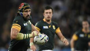 L'Afrique du Sud a été nettement supérieure aux Argentins et a logiquement décroché la troisième place.