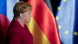 La canciller alemana, Angela Merkel, se ha sumado las actividades de campaña de su partido de cara a las elecciones regionales de Hessen.