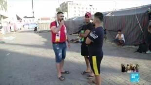 2020-05-19 16:08 En Irak, des membres du mouvement de contestation et des journalistes sont arrêtes et restent introuvables