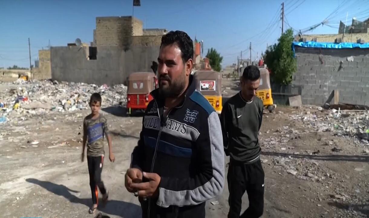 العراق: سكان الأحياء الفقيرة في قلب المظاهرات ضد الحكومة