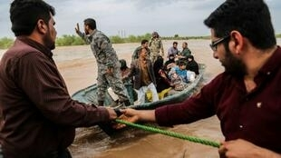 Floods have forced hundreds of thousands of people to evacuate from cities and villages