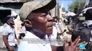 2021-02-11 08:15 Haiti political crisis: Police fire tear gas on protesters, attack journalists