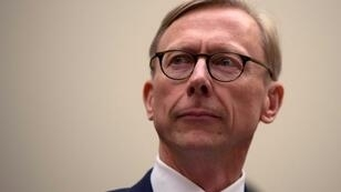 Brian Hook, the US special representative for Iran, tells the House Foreign Affairs subcommittee on the Middle East that any military action taken by the US would be lawful