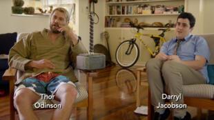 """Thor passait du bon temps en Australie pendant que Iron Man et Captain America se battait durant la """"Civil War""""."""
