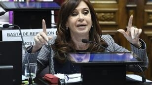 "Former Argentina president Cristina Kirchner vehemently denies any wrongdoing in the notorious ""corruption notebooks"" scandal"
