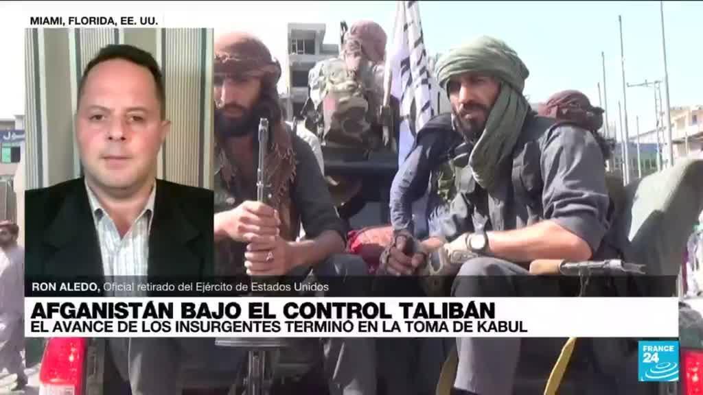 """2021-08-18 01:04 Ron Aledo: """"China y Rusia van a llenar el vacío que dejó EE. UU. en Afganistán"""""""
