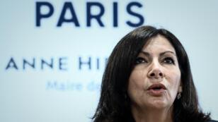 """La maire de Paris, Anne Hidalgo, inaugurera la nouvelle """"place de Jérusalem"""" dimanche 30juin à 16h."""
