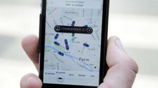 Il ne sera plus possible, en France, de passer par le service UberPoP pour commander un chauffeur privé.