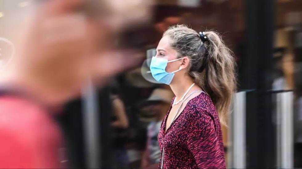 مدينة نيس الفرنسية تفرض ارتداء الكمامات في المناطق الرئيسية ابتداء من 3 أغسطس/آب.