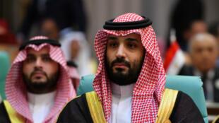 Le prince héritier Mohammed ben Salmane lors du sommet de l'Organisation de coopération islamique (OCI) à la Mecque, le 1er juin 2019.