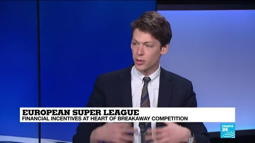2021-04-19 11:10 European Super League: Financial incentives at heart of breakaway competition