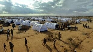 Camp Ifo camp at Dadaab, the world's largest refugee camp, on the Kenya-Somalia border is home to mostly Somalis, many of whom have lived here for decades.