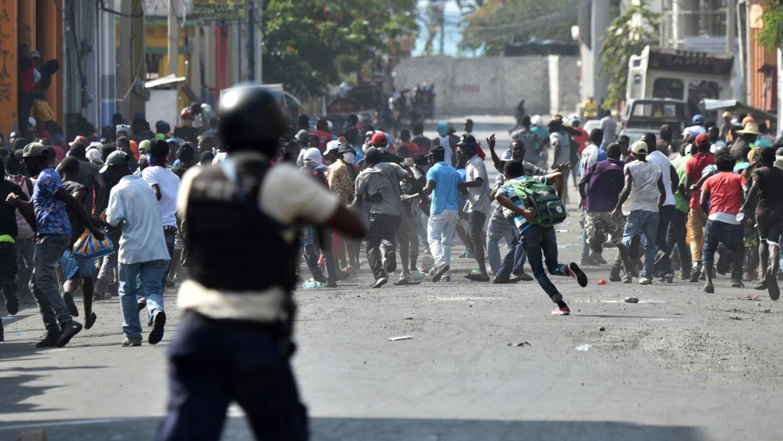 port au prince haiti news today