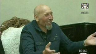 صورة ملتقطة عن فيديو (أرشيف)