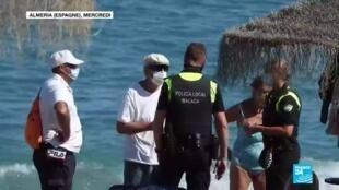 2020-07-16 11:02 Covid-19 en Espagne : une partie de la Catalogne se reconfine après un bras de fer judiciaire