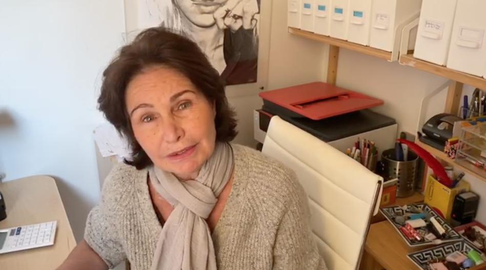 Patricia Tordjam ha prestado una decena de departamentos al personal médico que lucha contra el Covid 19 en Francia