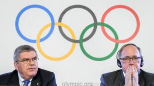 Les membres du CIO ont jugé que les deux cas de dopage russes révélés durant la quinzaine ne permettaient pas de lever la suspension de la Russie.
