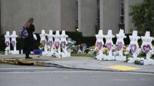 La tuerie de la synagogue de Pittsburgh a fait onze victimes, le 27 octobre 2018.