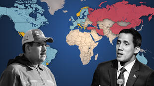 Mientras Nicolás Maduro se aferra a las Fuerzas Armadas y al poder popular, Juan Guaidó gana cada vez más terreno en la esfera internacional.