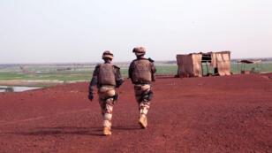 Soldats de l'opération Serval