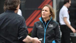 'Scary to lose teams': Williams team deputy principal Claire Williams