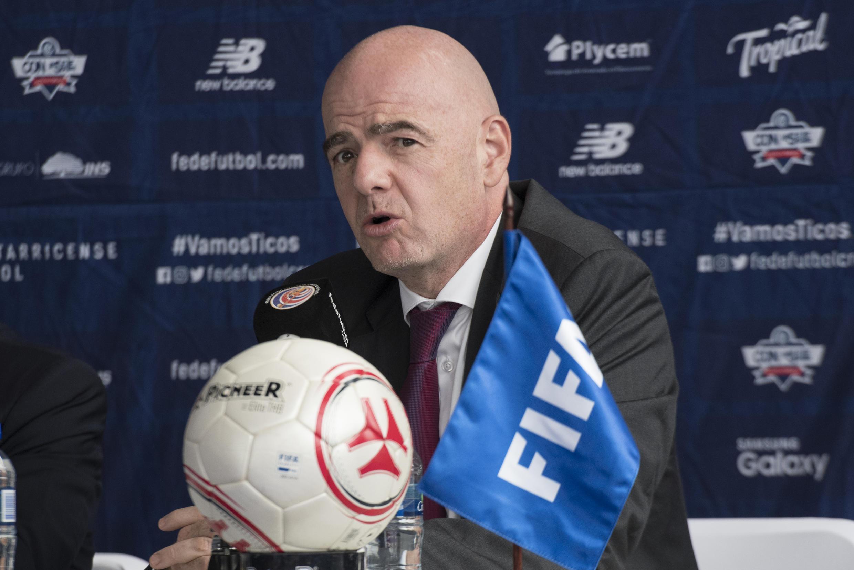 FIFA relief fund