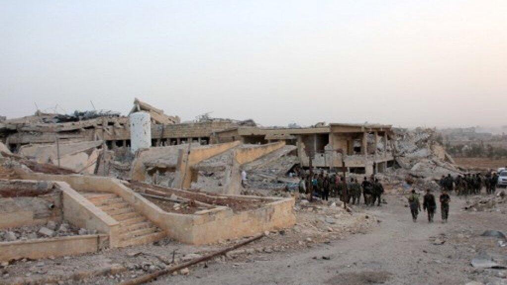 L'armée de Bachar al-Assad assure avoir repris le contrôle total de la ville d'Alep.