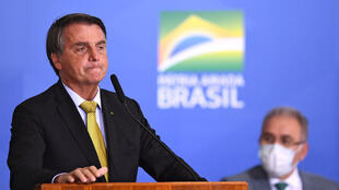 Brazilian President Jair Bolsonaro and his government have often flouted expert advice on containing the virus