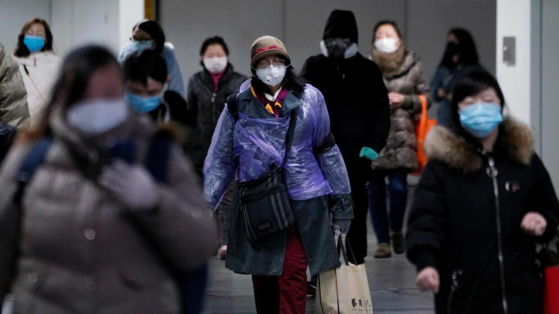 Resultado de imagen de El coronavirus se propaga y ya la cifra de afectados en el mundo supera la de China