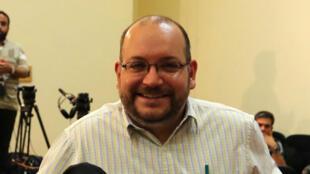 """Jason Rezaian, correspondant du """"Washington Post"""" à Téhéran est emprisonné à Téhéran depuis le 22 juillet 2014."""