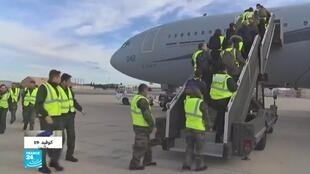 الجيش الفرنسي يستعد لمساعدة الطاقم الطبي المدني لمعالجة مصابي فيروس كورونا
