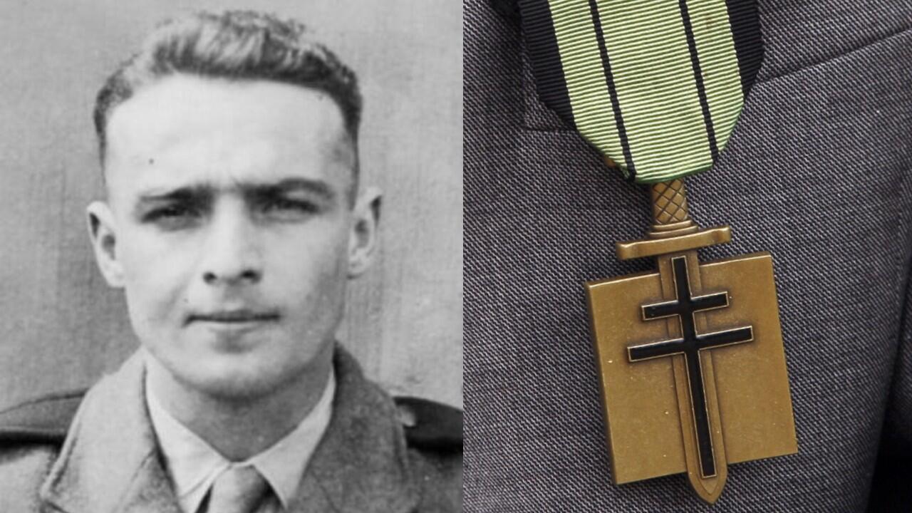 Edgard Tupët-Thomé, l'un des quatre derniers compagnons de la Libération, est mort à l'âge de 100 ans.