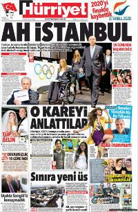 Le journal turc Hurriyet s'interroge sur les raisons de l'échec d'Istanul