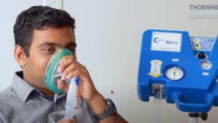 باحثون كنديون يبتكرون جهازا يزيل الكحول من الدم عن طريق تسريع وتيرة التنفس