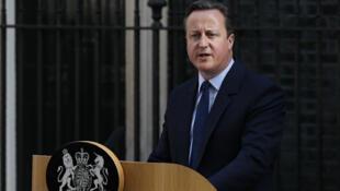 David Cameron a annoncé  son intention de démissionner de ses fonctions de Premier ministre